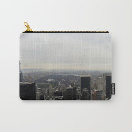 Grey Clouds over Central Park, NYC Carry-All Pouch