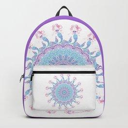 Tribal Mermaid Mandala V2 Backpack