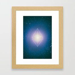 Ethereum Poster Framed Art Print