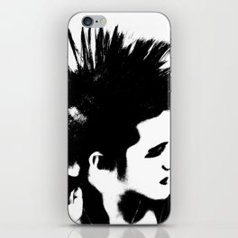 Punk! iPhone Skin