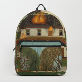 eyemerican 19th century Backpack