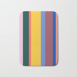 Mod Stripes Bath Mat