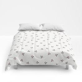 Bubble Gum Baby Cow Comforters