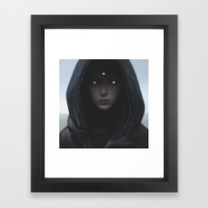 Vision Framed Art Print