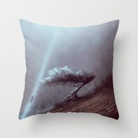 inception Throw Pillows featuring Inception by muratturan