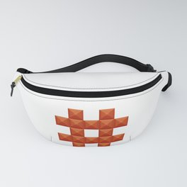Number sign print in beautiful design Fashion Modern Style Fanny Pack