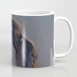 English Cocker Spaniel art print Coffee Mug