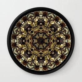 Wagons Ho Wall Clock