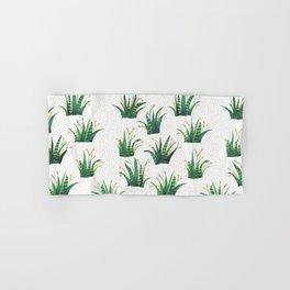 Field of Aloe Hand & Bath Towel