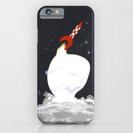 Destination Moon iPhone Case