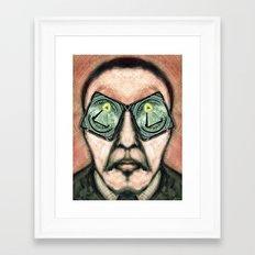 EYE RS Framed Art Print