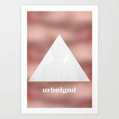 URBNLGND Art Print