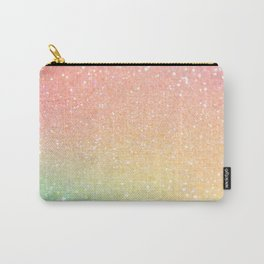 Ombre Glitter 18 Carry-All Pouch