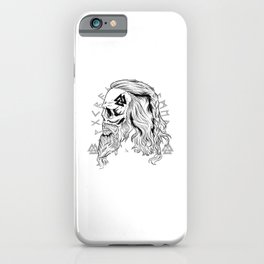 See You In Valhalla - Viking North Warrior Gift iPhone Case