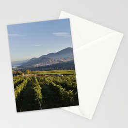 Okanagan Falls Winery Vineyard Stationery Cards