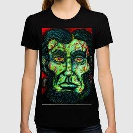 FrankenAbe T-shirt