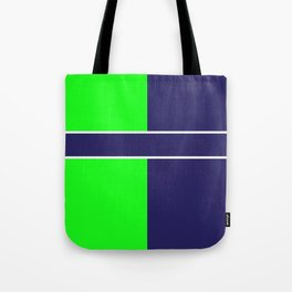 Team Colors...... 6 Lime green /navy Tote Bag