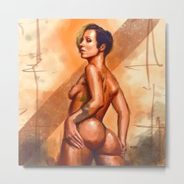 Jada Stevens #3 Metal Print