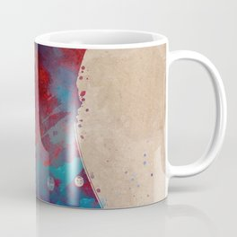 Guitar art 16 #guitar #music Coffee Mug