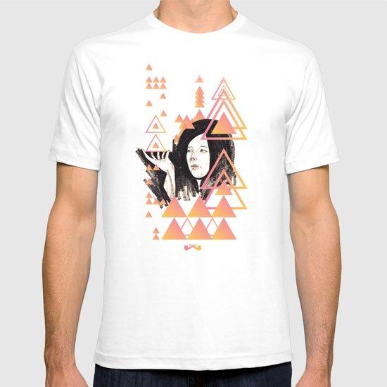 Noir Series 002. T-shirt