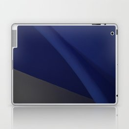 Barcelona Blue Laptop & iPad Skin