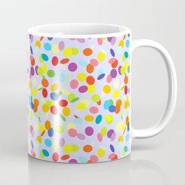 Festive confetti pattern Coffee Mug