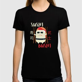 Sushi Bushi with Chopsticks T-shirt