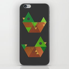 Mallard Ducks iPhone Skin