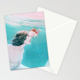 Mr. Sea Serpent Stationery Cards