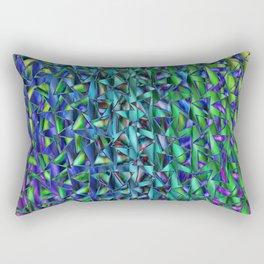 Pattern multicolored 13 Rectangular Pillow