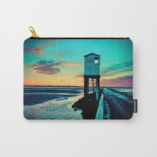 Betsy Blue Carry-All Pouch