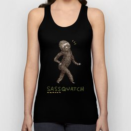 Sassquatch Unisex Tank Top