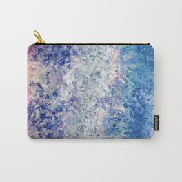 Twilight Tides - Abstract Art Carry-All Pouch