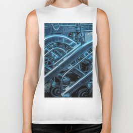 Shopping Trollies Biker Tank