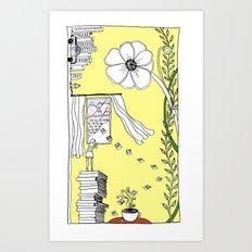Inspiration and Dreams Art Print