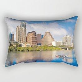 Austin 02 - USA Rectangular Pillow