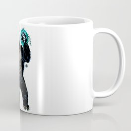 Electric Kong Print FC Coffee Mug