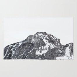 Snow Caps Rug