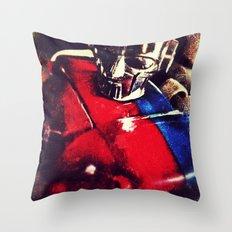 Biotron Throw Pillow