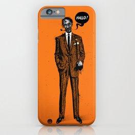 HALLOWEEN ZOMBIES iPhone Case