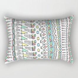 Paper Improvisor (Pattern 1) Rectangular Pillow