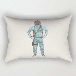Zissou In Space Rectangular Pillow