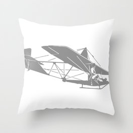 SG-38 Schulgleiter Throw Pillow