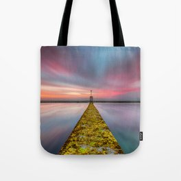 Fixed Link Or The Road To Hell Tote Bag