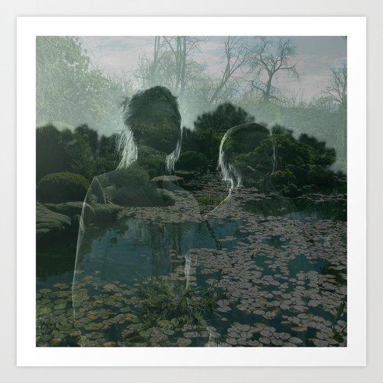 The Still 02 Art Print