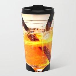 Cheers! Cocktail Drink #decor #society6 Travel Mug