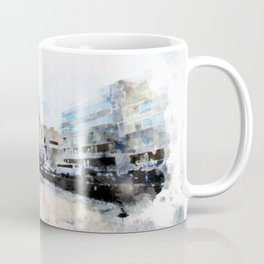 sketch the Hague 3 Coffee Mug