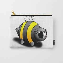 Possibly the cutest bee ever drawn by human hands Carry-All Pouch