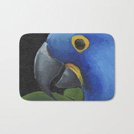 Hyacinth Macaw Bath Mat
