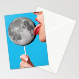 Late night snack Stationery Cards
